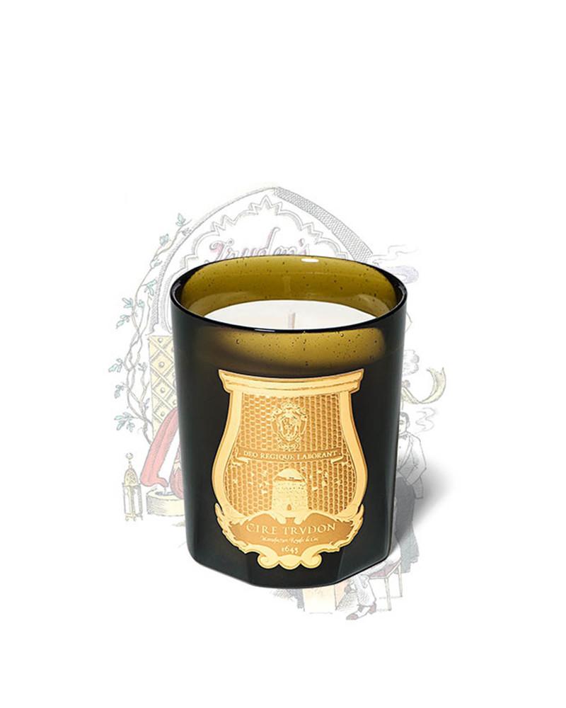 香氛蜡烛——辛香玫瑰与蜜糖烟草(270g)Ottoman