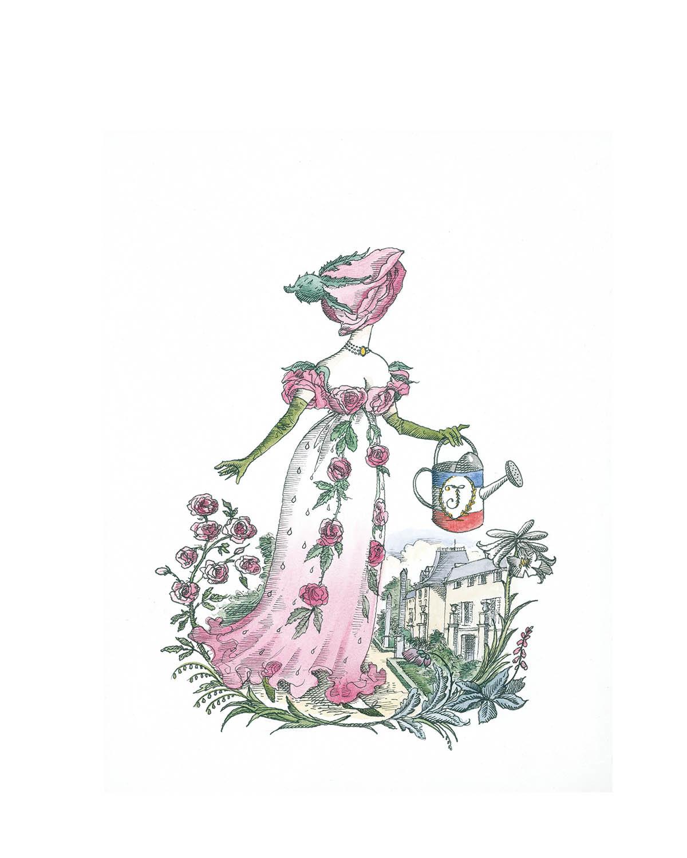 香氛蜡烛——皇后的花园 (270g)Joséphine