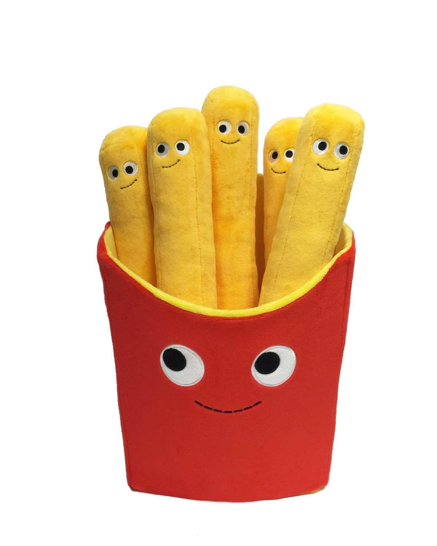 薯条毛绒玩偶  Yummy World Large The Fries
