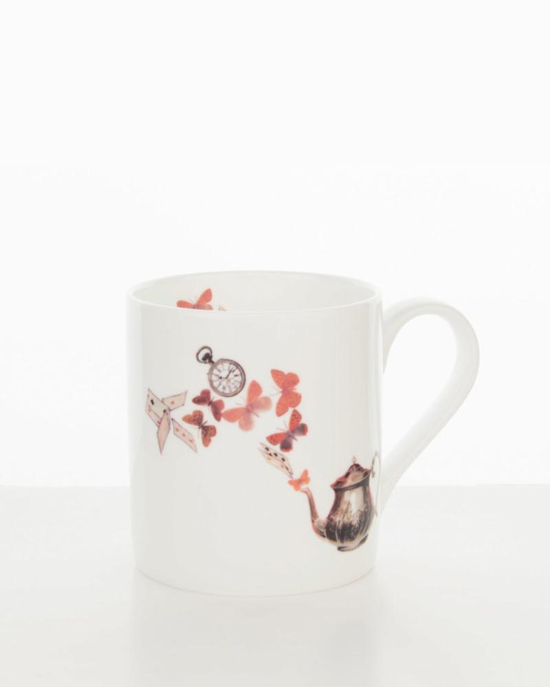 爱丽丝马克杯  Alice-Mug