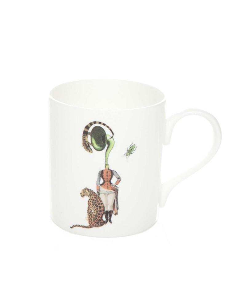 乐队女郎马克杯  Band Lady-Mug
