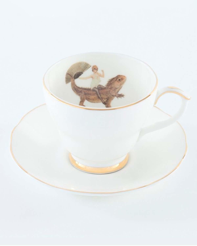 奇妙旅程茶杯套装  Fun Ride-Tea Cup&Saucer