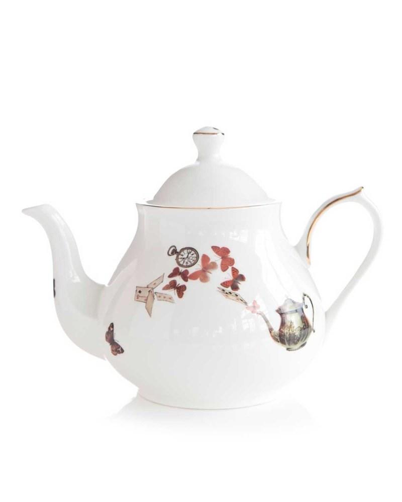 爱丽丝茶壶  Alice-Tea Pot