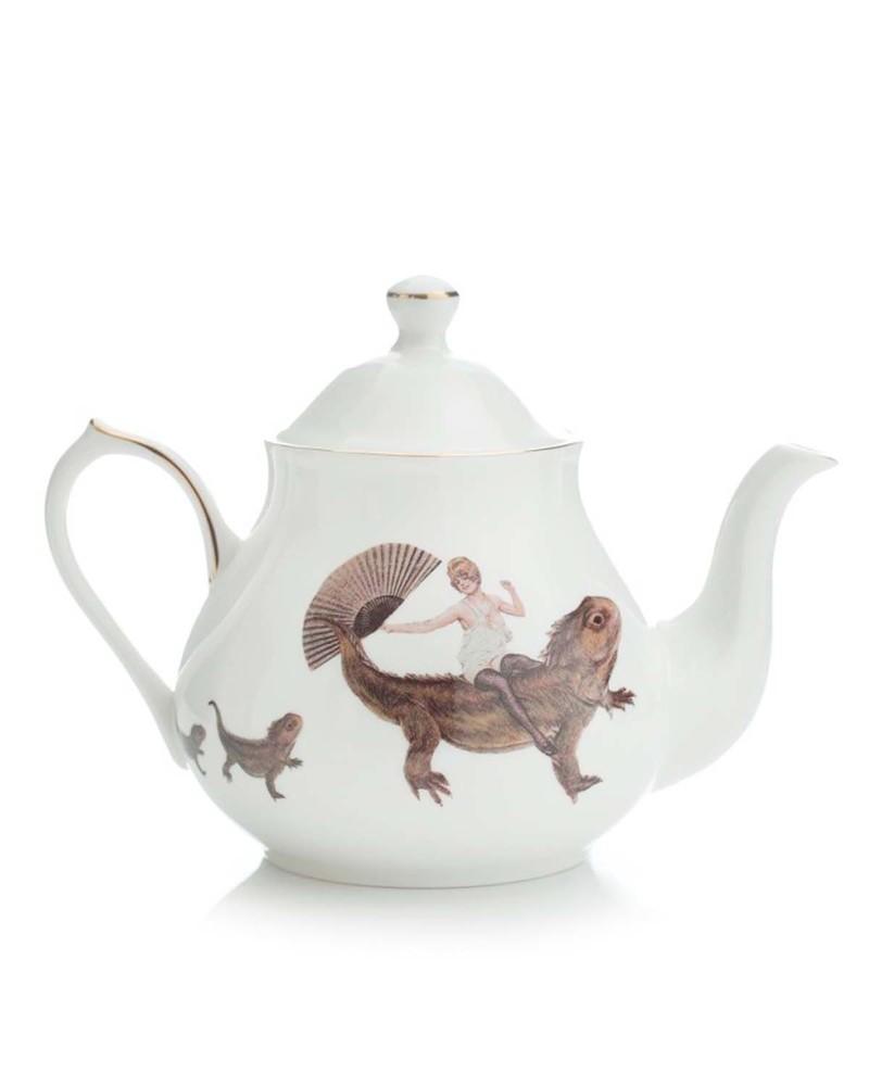 奇妙旅程茶壶  Fun Ride-Tea Pot