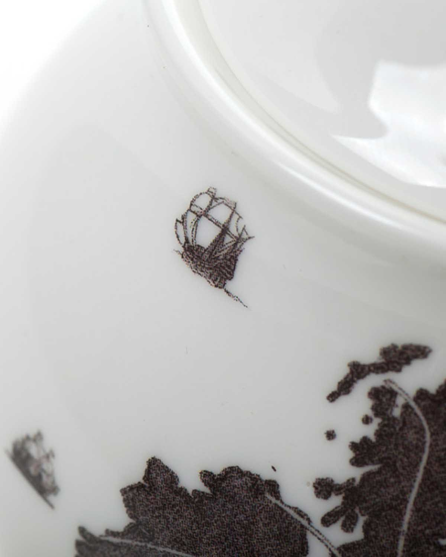甜蜜家园茶壶  Home Sweet Home-Tea Pot