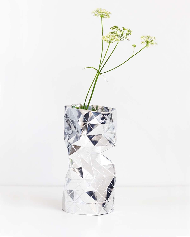 Paper Vase Cover纸花瓶套