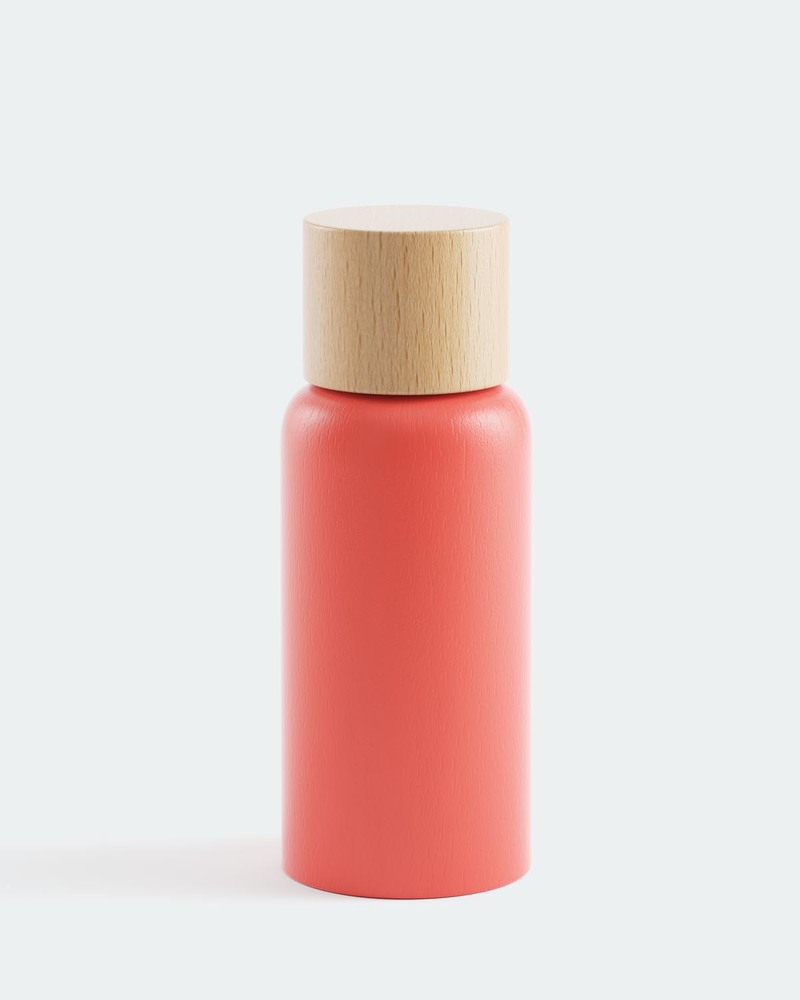 盐胡椒研磨罐(红色)