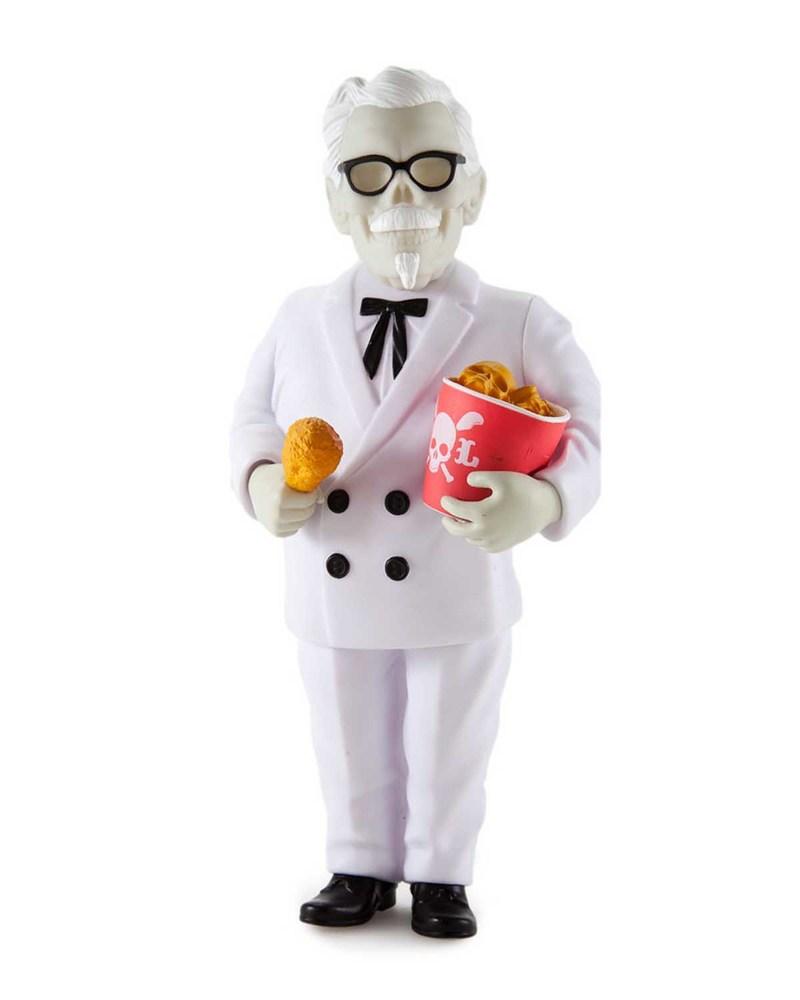 肯德基爷爷的噩梦公仔  General Tso's Nightmare Medium Figure