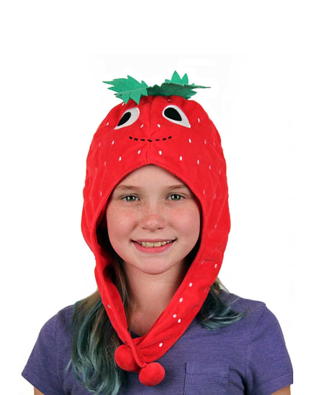 诱人的草莓帽子 Yummy World Hat-Sassy