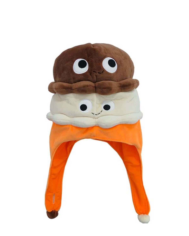 双球冰淇淋帽子  Yummy World Hat-Dbl Scoop Twins