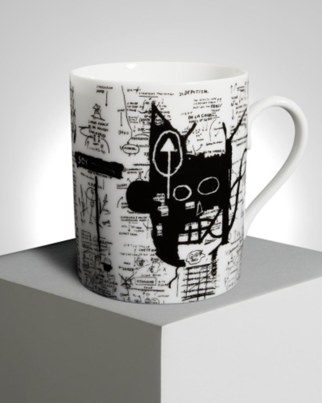 【JM Basquiat 合作款】主角归来 Return of the Central Figure 马克杯