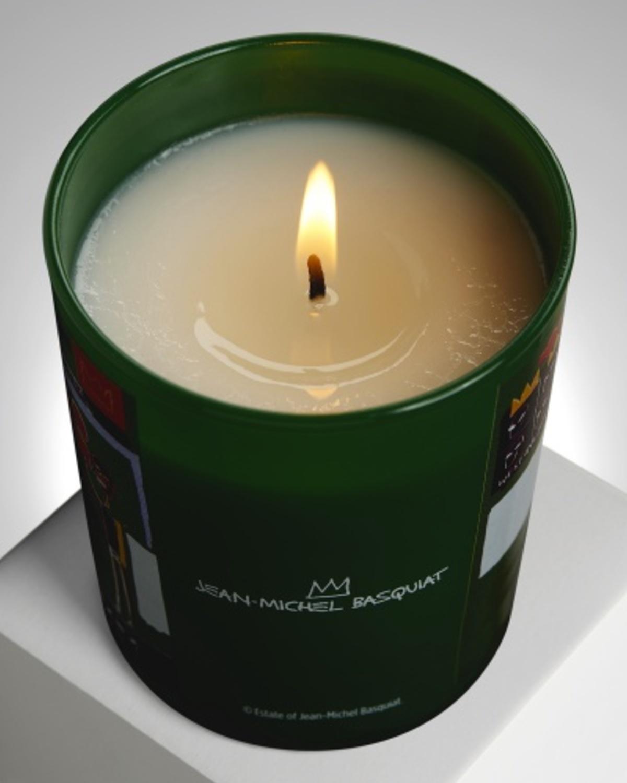 【JM Basquiat 合作款】绿 Green 香氛蜡烛