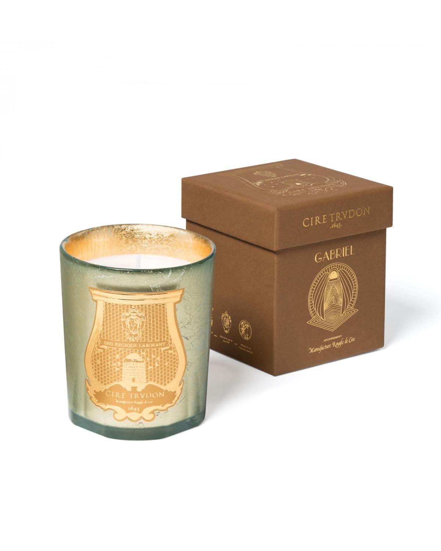 香氛蜡烛——皮革木香Gabriel 圣诞限量版