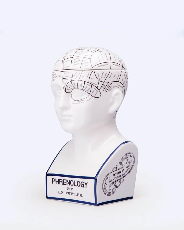 大脑思考家 收納盒 Mind Keeper Lorenzo N. FowlerM