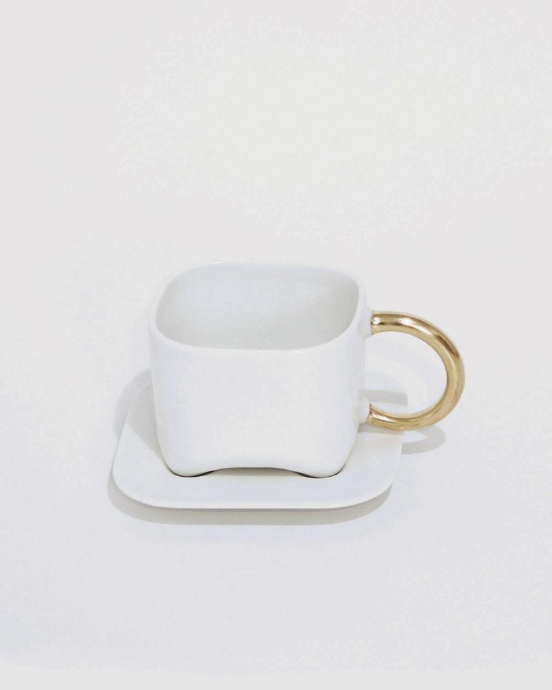 牙 咖啡杯 Coffee tooth