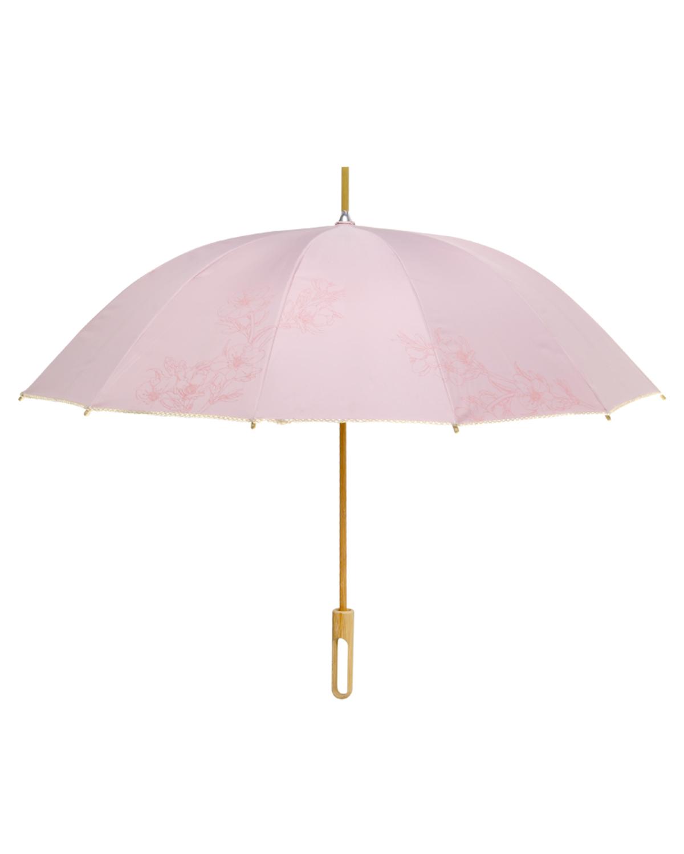 竹语长柄晴雨伞 春花款
