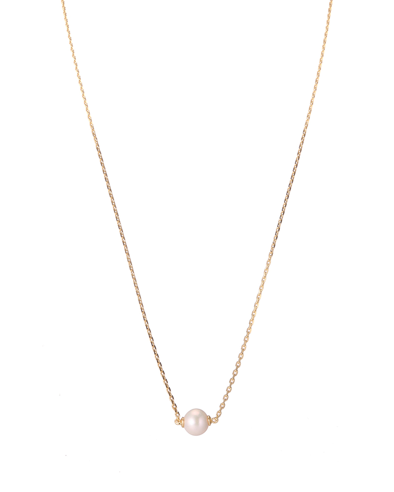 1号珍珠项链