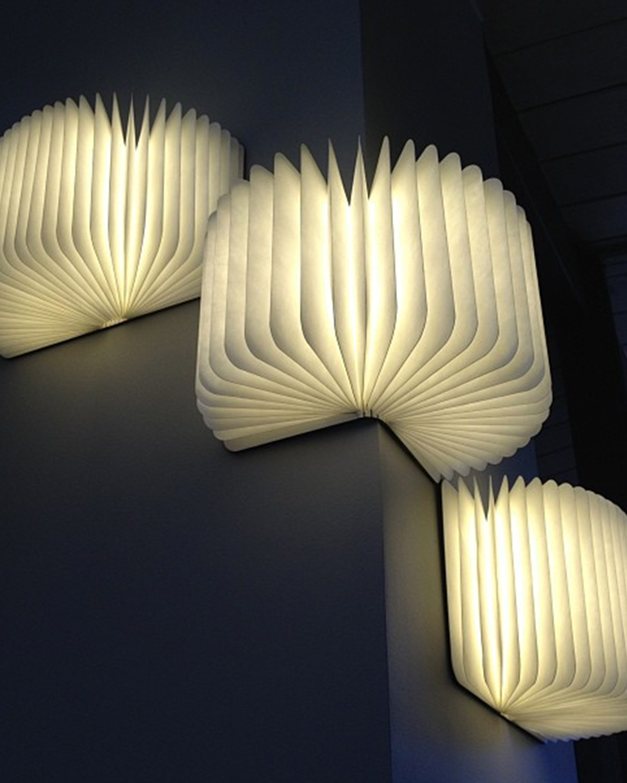 LUMIO 便携式书本台灯