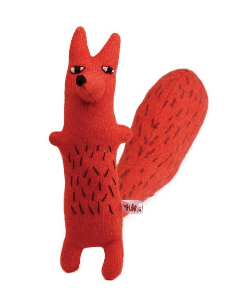 玩偶  Feisty Fox Toy