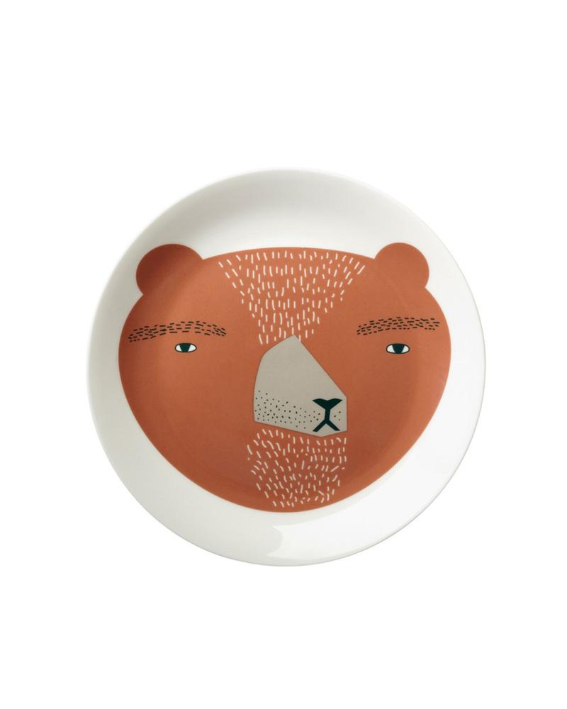 盘子  Bear Plate