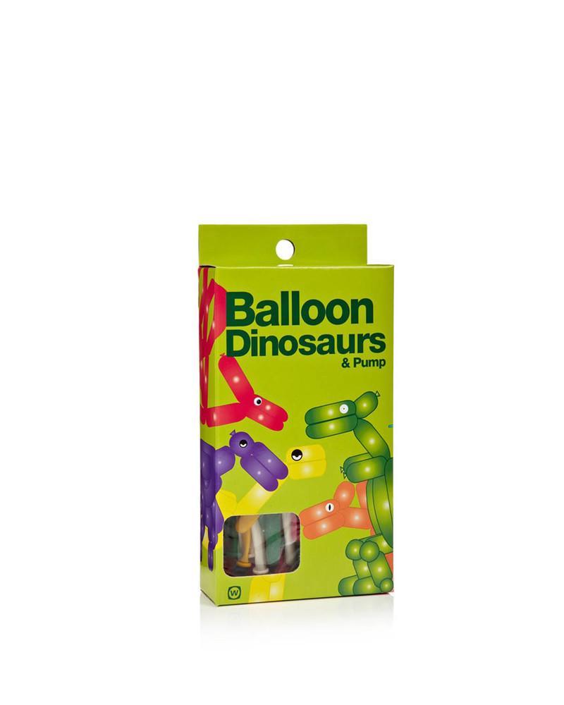 恐龙气球   Balloon Dinosaurs