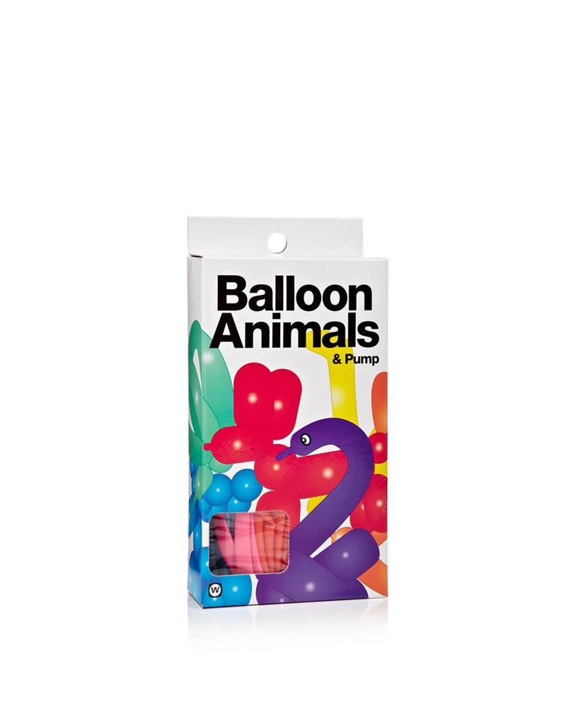 动物气球   Balloon Animals