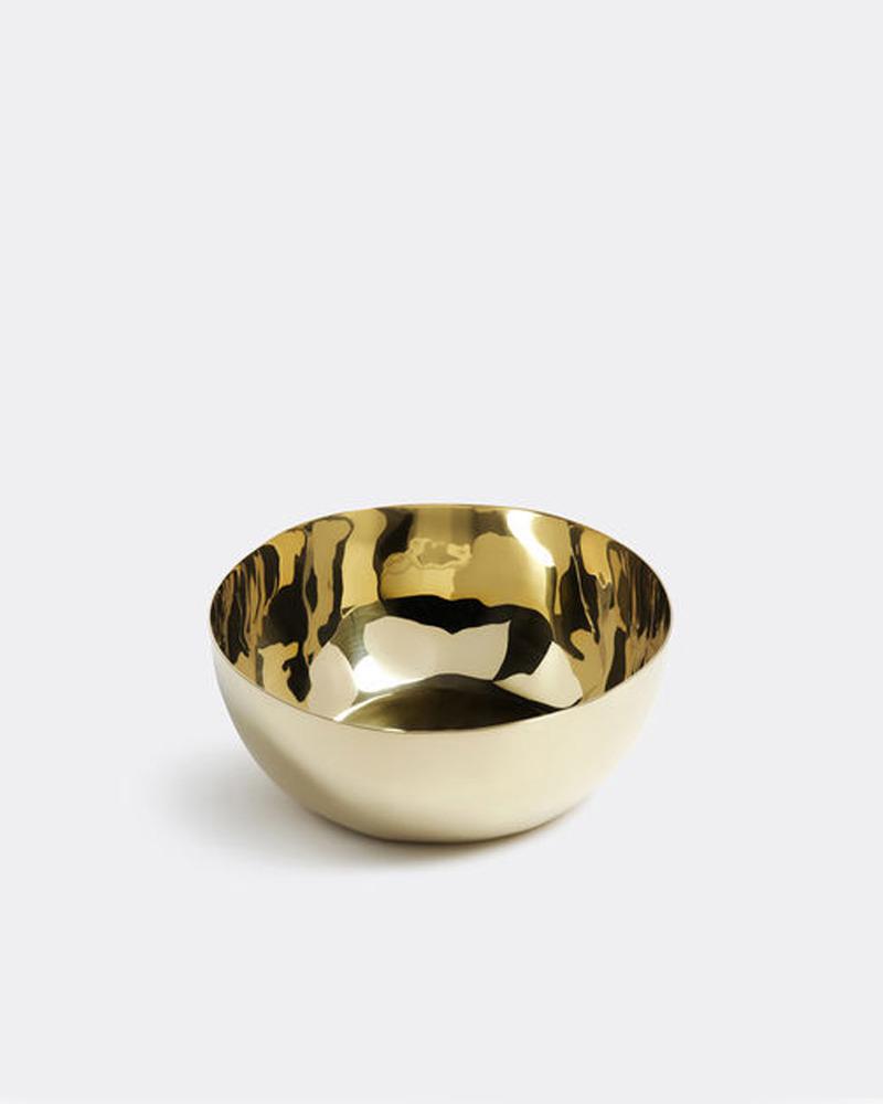 谷物碗 Wide cereal bowl brass