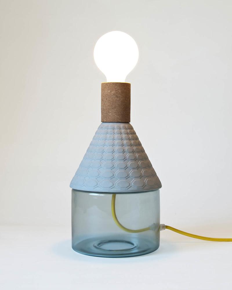 """台灯 Table lamp """"Le morandiane - Dina"""""""
