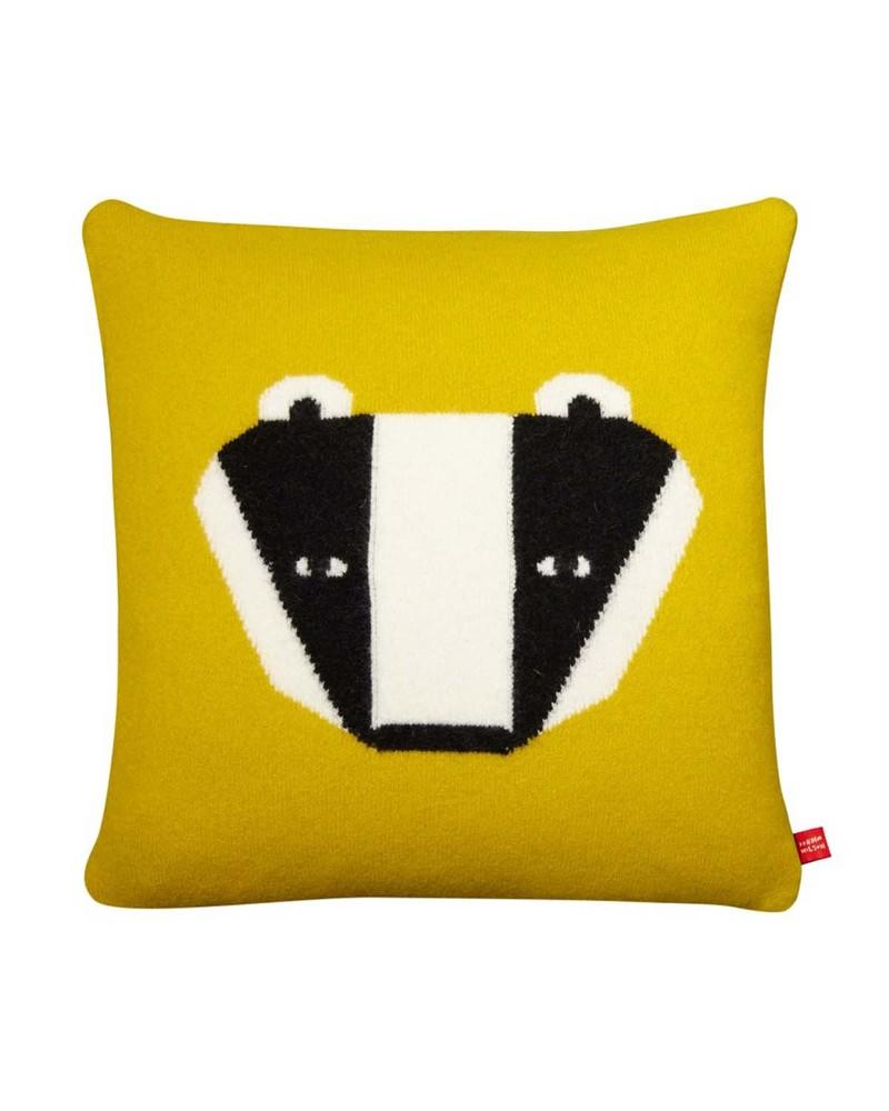抱枕  Badger Cushion