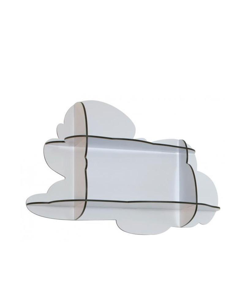 【动物家具系列】Cirrus - Small cloud shelf  云书架