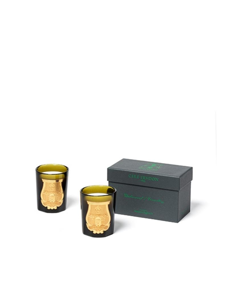 【标准二重奏】湿土与草地、皮革与烟草(100g×2) Balmoral & Ernesto