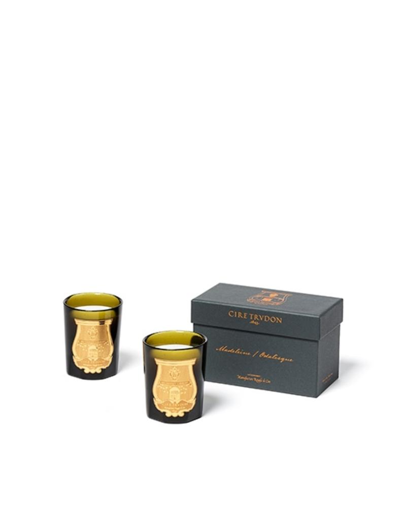【标准二重奏】花草皮革、橙花(100g×2)Madeleine & Odalisque